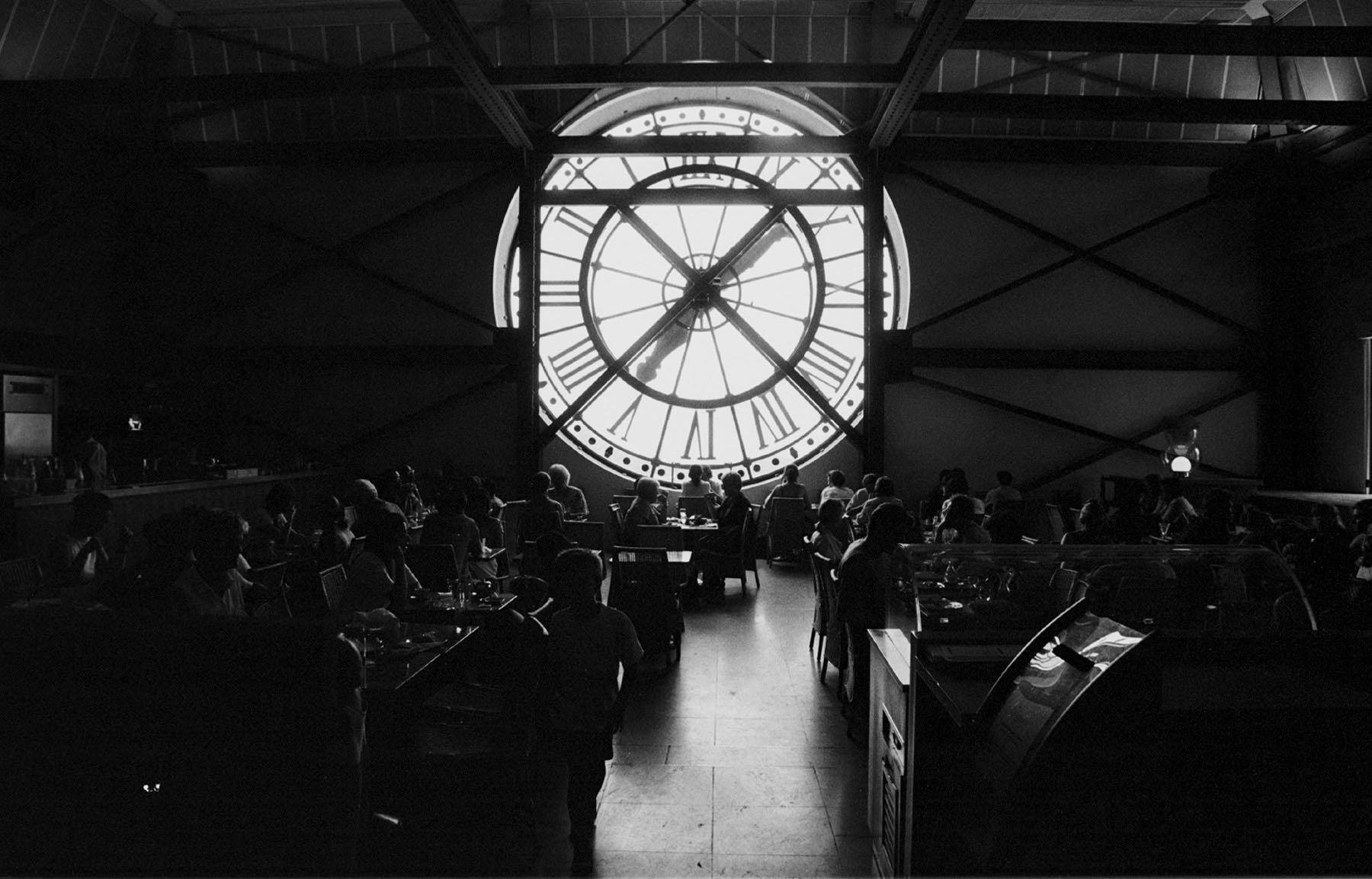 Musée d'Orsay, Paris, 2002