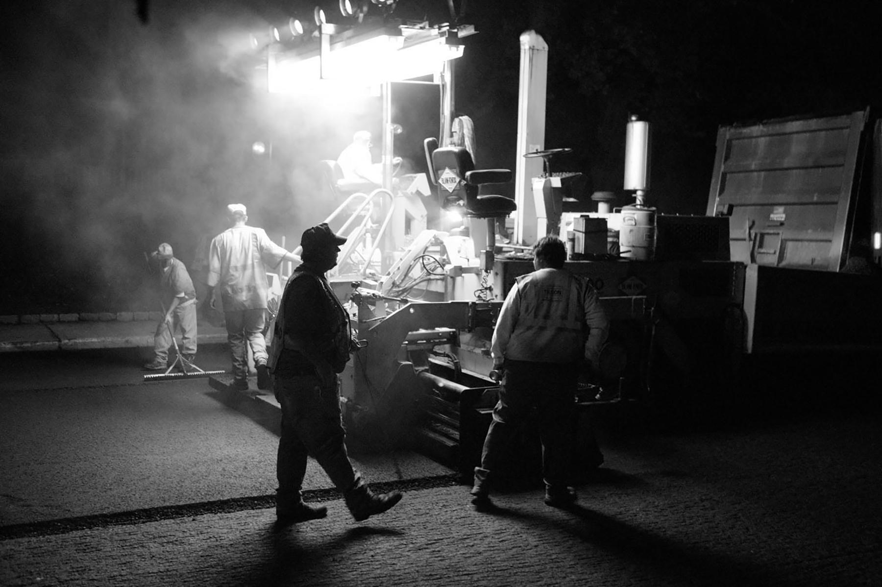 Road Crew, 2004