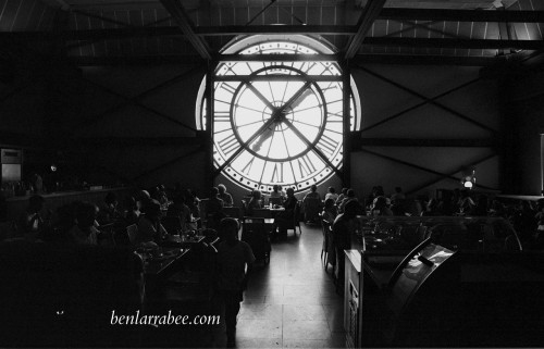 Round MuseumClockParis WM