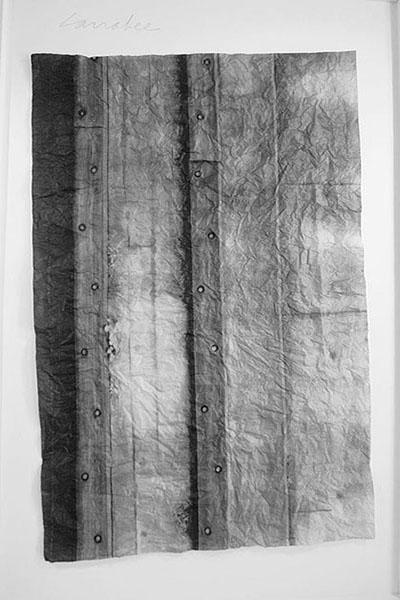 Sluice Wall, Amsterdam, 2004 Kozo Prints 07.13.10 _H3H0889